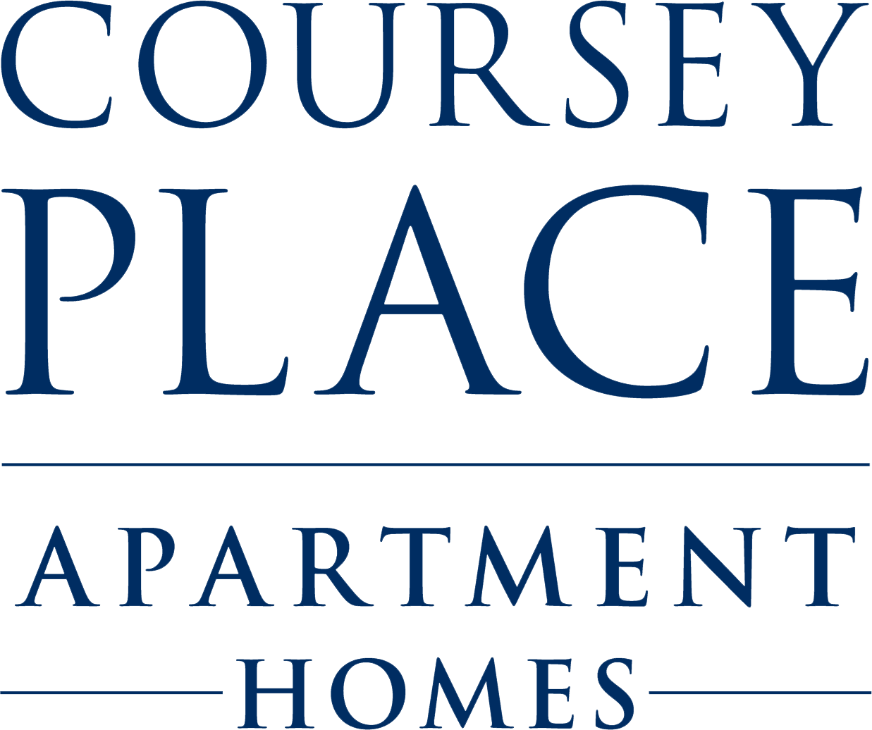 Coursey Place Apartment Homes Logo